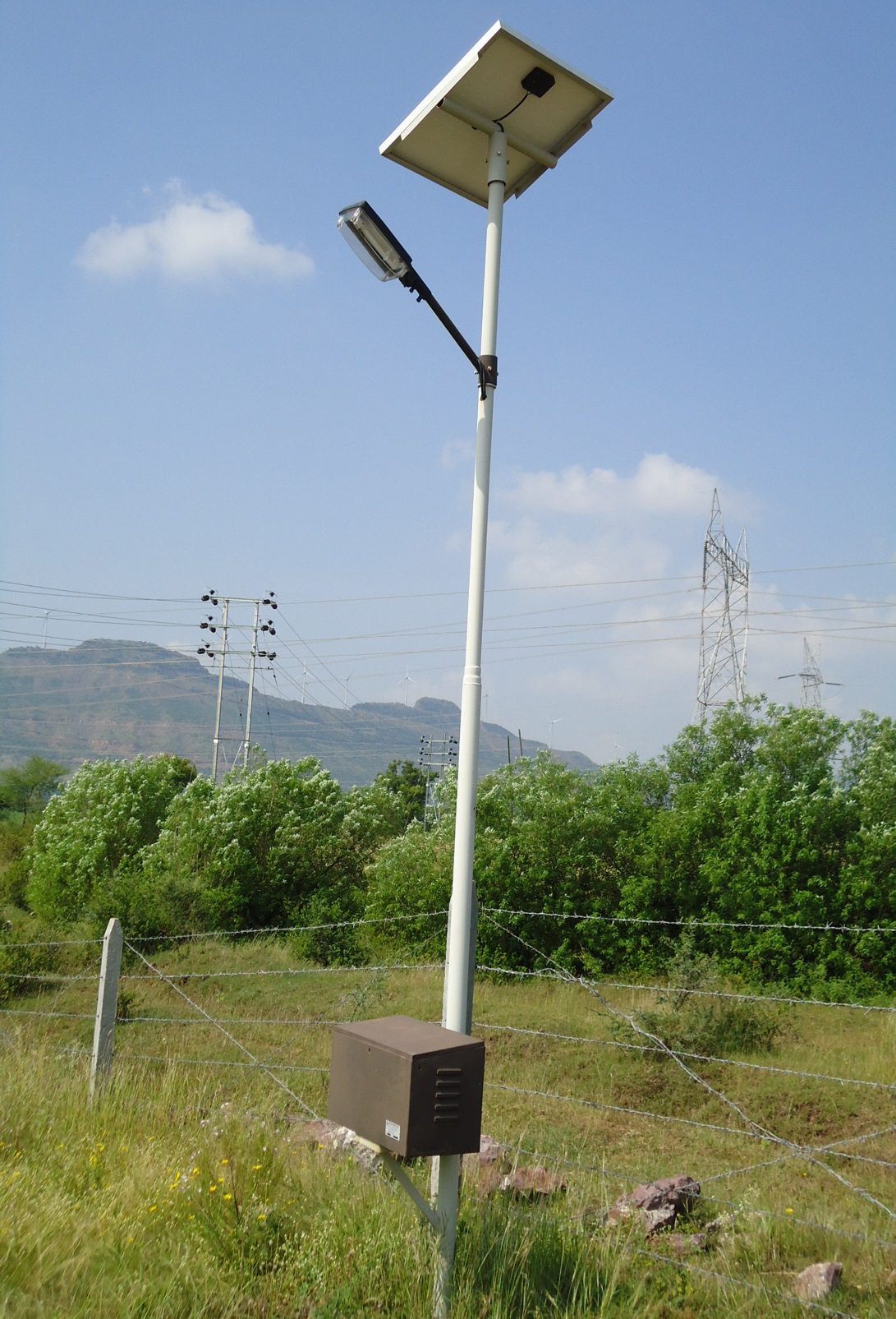 Solar Projects - IT Core Solutions for Solar Street Lamp Price  58cpg