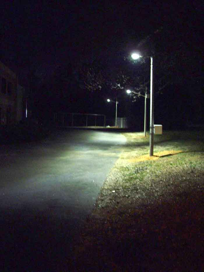 It Core Solutions LED Street Light Project