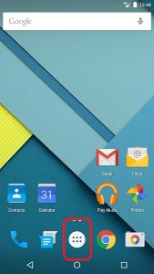 Set up Android 5.0 Devices to Email Exchange-1